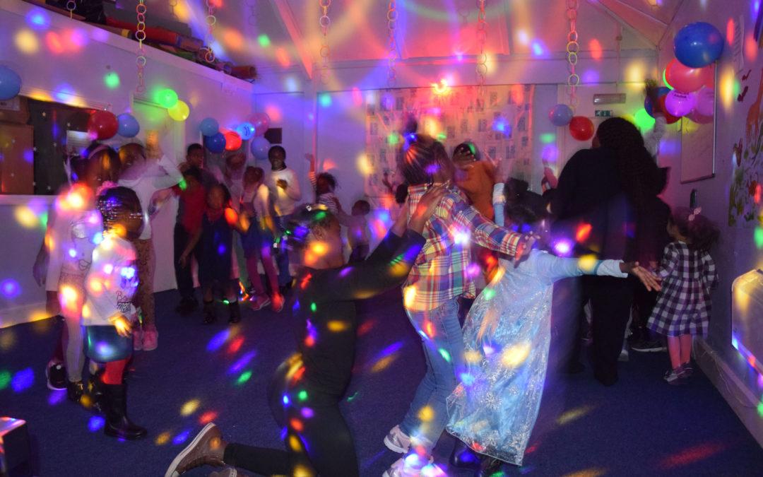 Children's Light Party 2017
