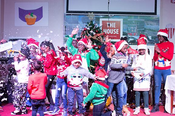 Children's Christmas Play 2017 – The Christmas Cupcake