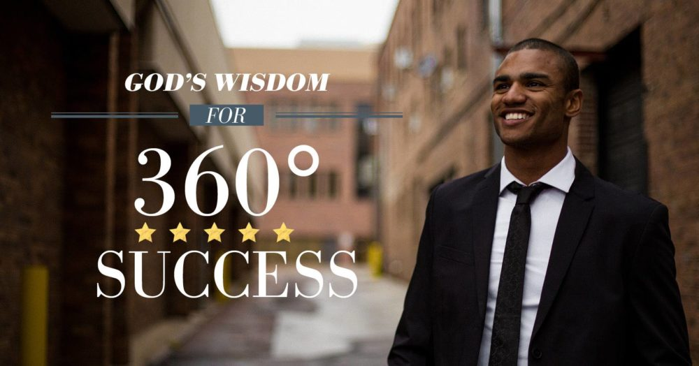 God\'s Wisdom for 360 Degree Success